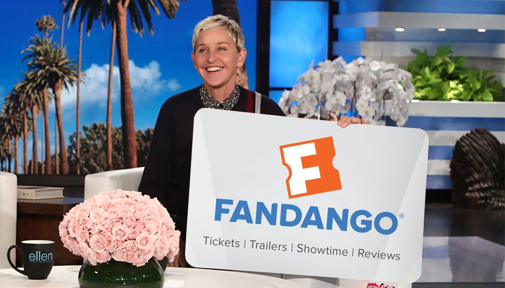 Win a 300 Fandango Gift Card!