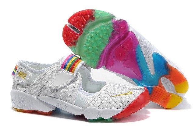 912f53f456 Nike Air Rift Rainbow