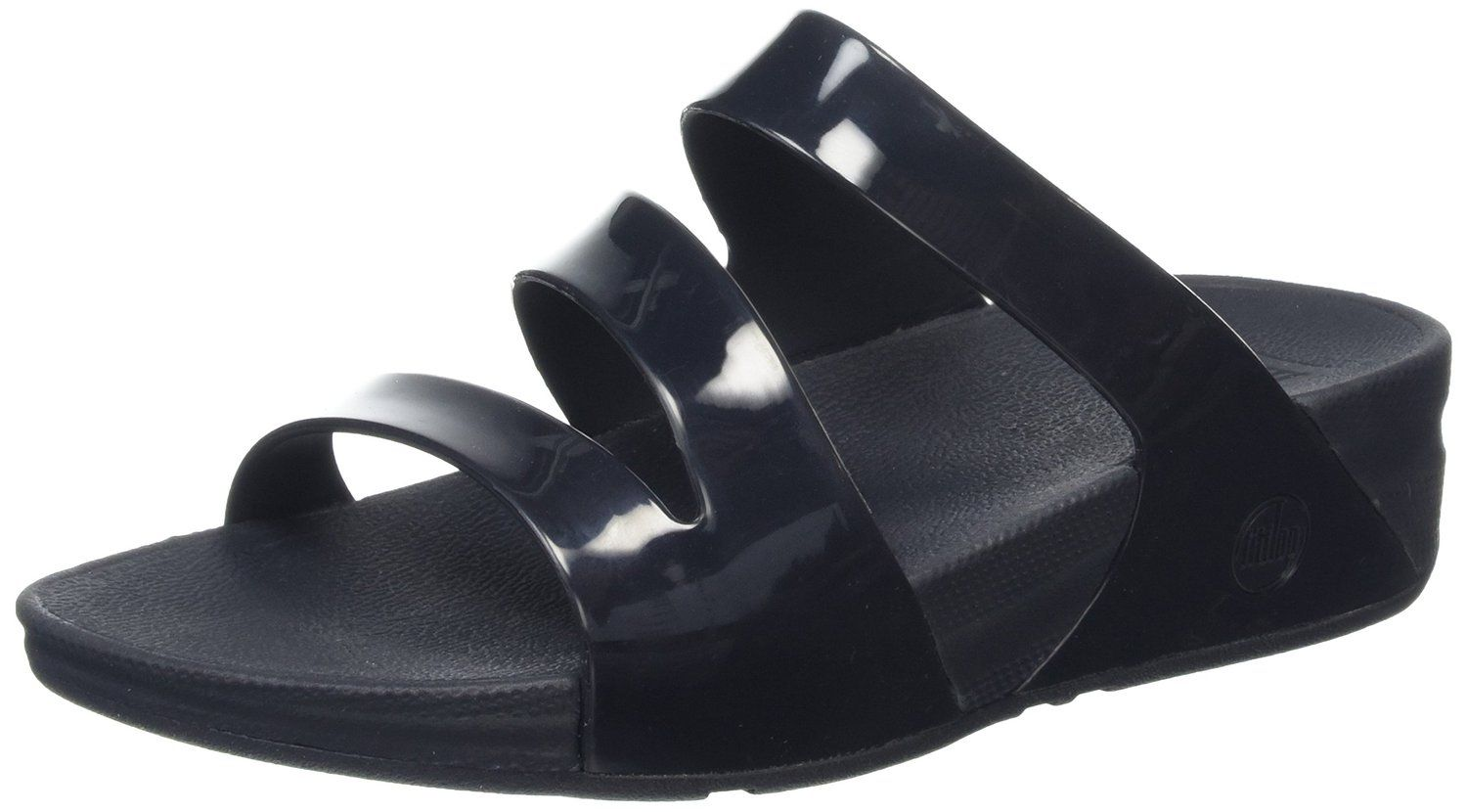 FitFlop Women's Superjelly Twist Slide Sandal >>> Check out this great  image : Slides