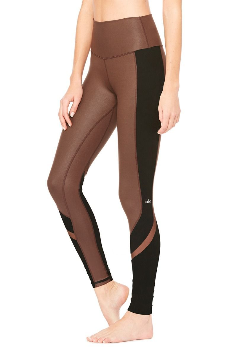 ff3b87f7d8adb Taking a cue from the popular High-Waist Airbrush Legging, the Elevate  Legging features