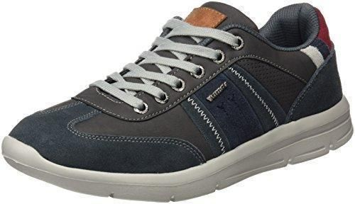 Oferta: 49.95€. Comprar Ofertas de YUMAS Oslo - Zapatos clásicos con cordones para hombre, color gris, talla 42 barato. ¡Mira las ofertas!