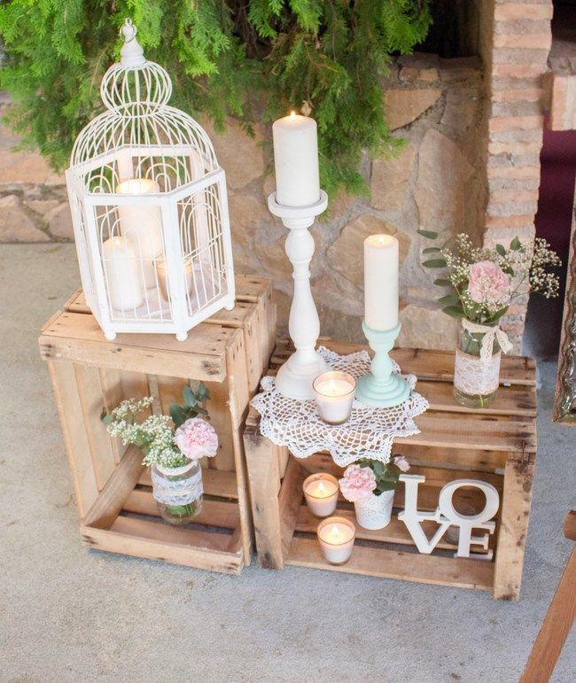 Imagen relacionada decoraciones pinterest ideas para for Escaleras de madera sencillas