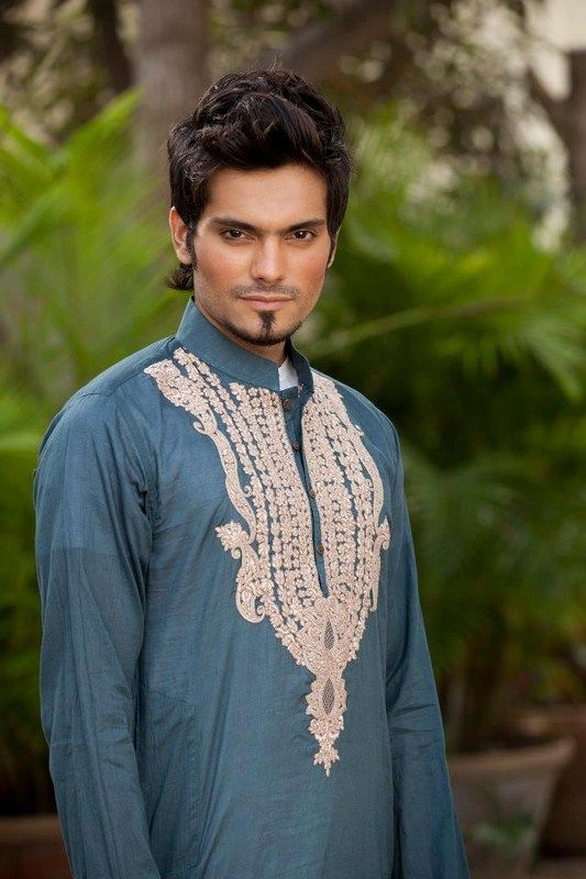 Deepak And Fahad Winter Collection 2013 For Men