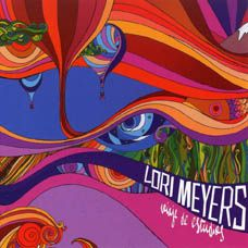 Lori Meyers #poplacara #cover #music #colorfull #psychedelic