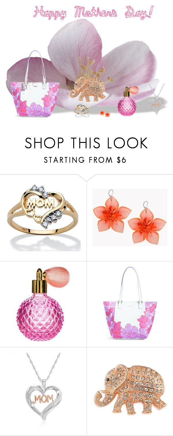 """""""Happy Mother's Day!"""" by brinaburt09 ❤ liked on Polyvore featuring Palm Beach Jewelry, Dsquared2, Vera Bradley, Amanda Rose Collection, Carolee and mothersdaygiftguide"""