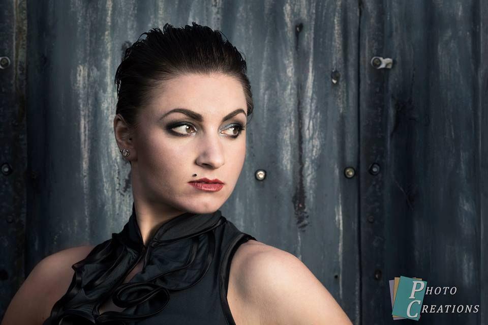 Model: Marti Saj - Photo: Donal Hackett - Makeup/Styling/hair: Adriana Ricci