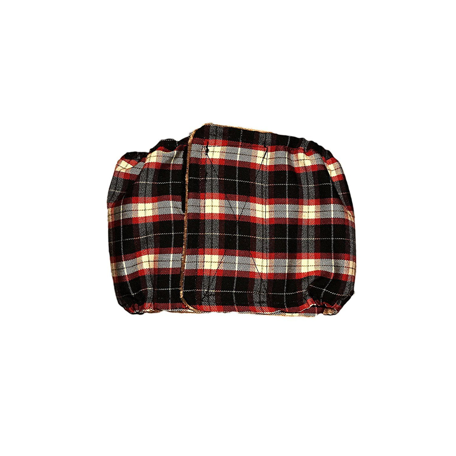 Male Dog Diaper Made in USA American Plaid Washable