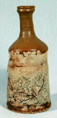 Clay Bottle Pottery Project 1