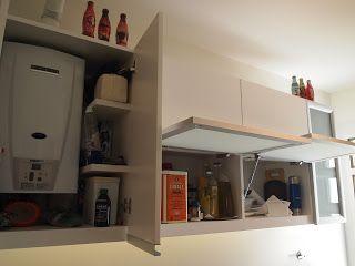 Arquitectura A Tu Medida Remodelacion De Una Cocina Diseño Muebles De Cocina Muebles De Cocina Remodelación De Casa