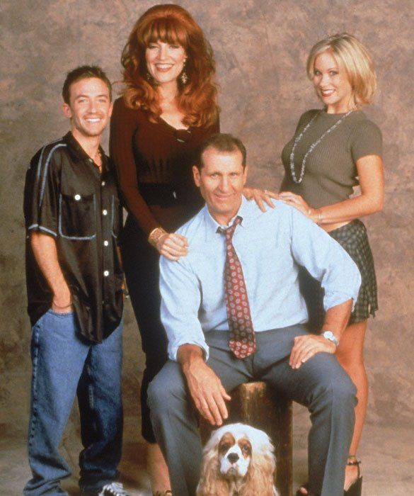 Peggy Bundy Married With Children Christina Applegate Tv