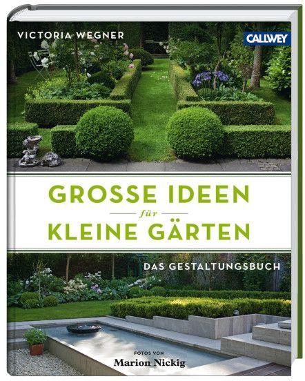 Grosse Ideen für kleine Gärten - garten gestaltungsideen fur kleine garten