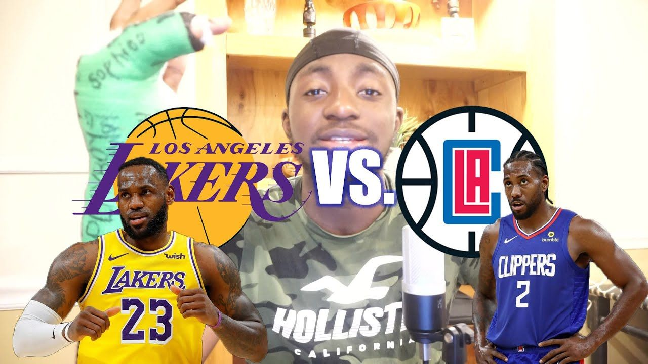 The King Against The Klaw Pt 3 Lakers Vs Clippers Full Game Highlights In 2020 Lakers Vs Clippers