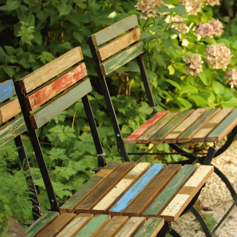 Klappstuhl Jarrow Natur Multicolor L 58 Cm B 42 Cm H 92 Cm Klappstuhl Stuhle Tisch Und Stuhle