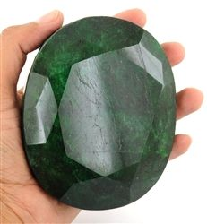 4310ct museum size certified emerald from India