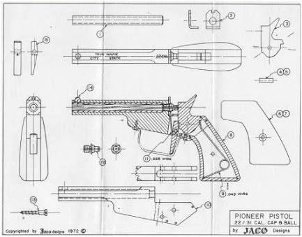 Image result for diy single shot  22 derringer | gear | Homemade