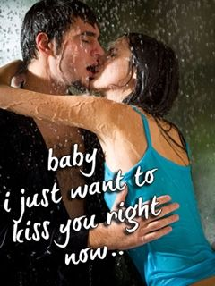 Download Kissing Couple Mobile Wallpapers For Your Cell Phone