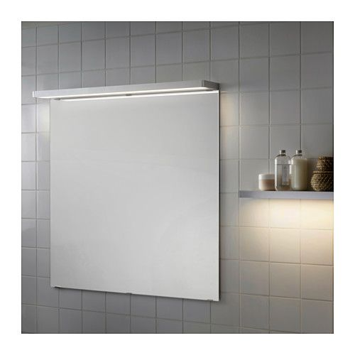 Ikea Badleuchte godmorgon led cabinet wall light walls lights and small bathroom