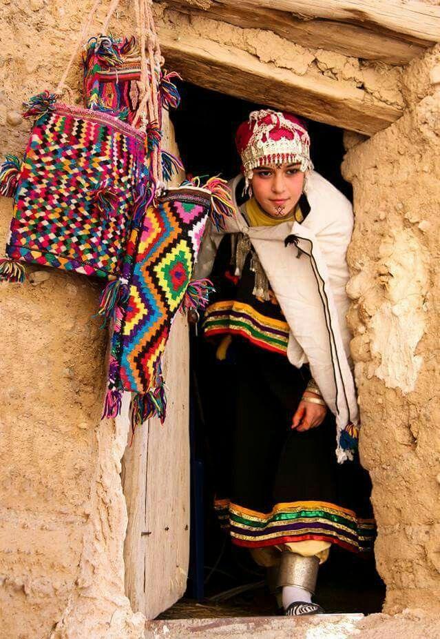 Chaoui Amazigh Algerie Berber Women Algerian Berber
