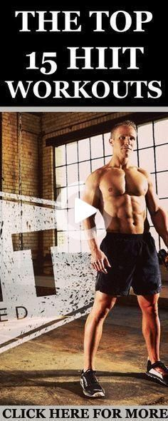 Top 15 High Intensity Interval Workouts You Need To #fitness #fitnesstricks