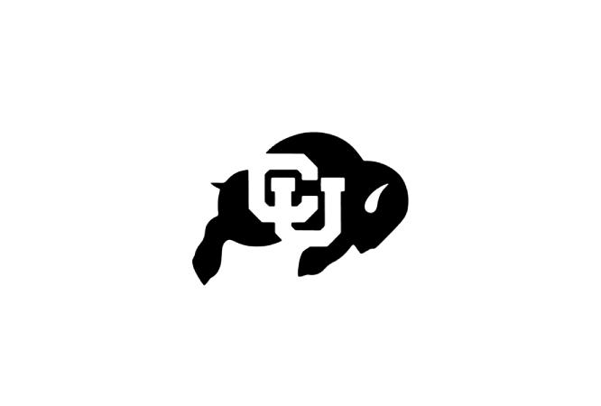 Work Identity Logo Baby Throw Colorado Buffaloes Throw Blanket