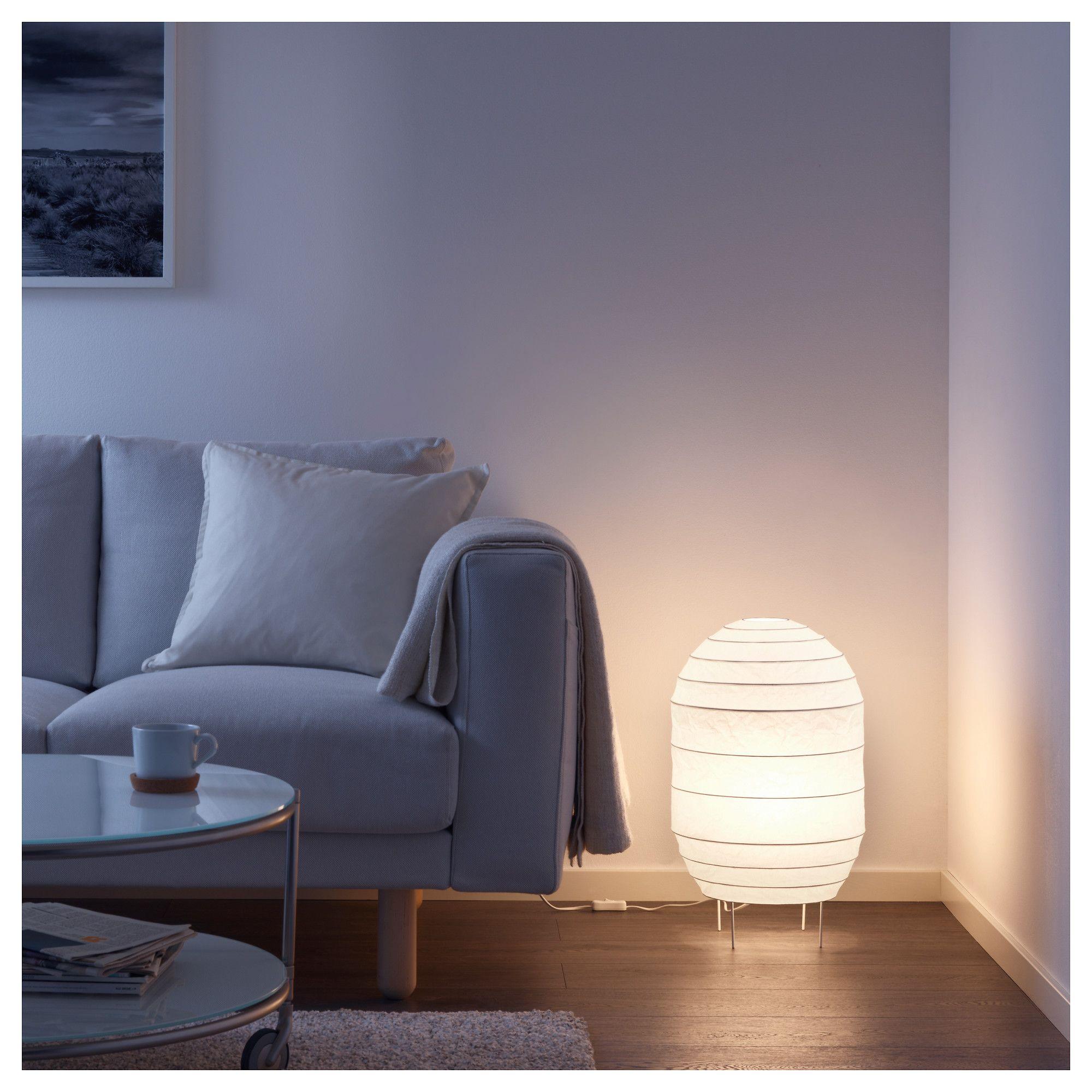ikea storuman floor lamp white in 2019 living room decor white rh pinterest com