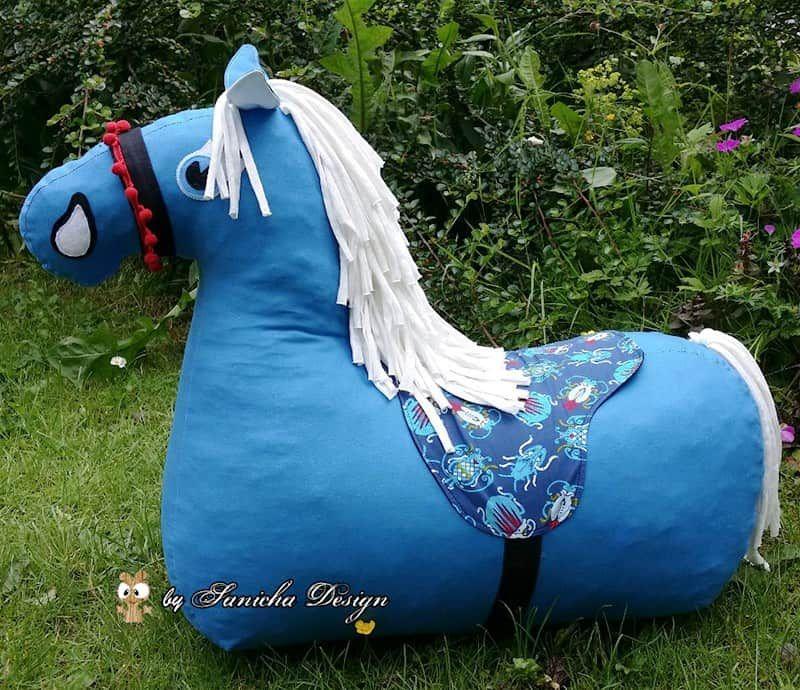kuscheltier pferd und einhorn  kuscheltier pferd