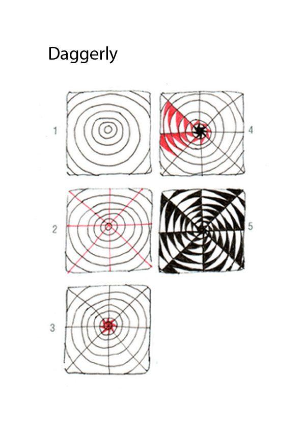 Hand-done pattern worksheets. | Worksheets for creating patterns ...