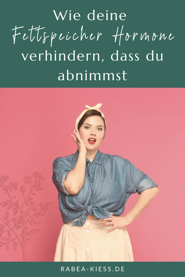 Weibliches Hormon zur Gewichtsreduktion