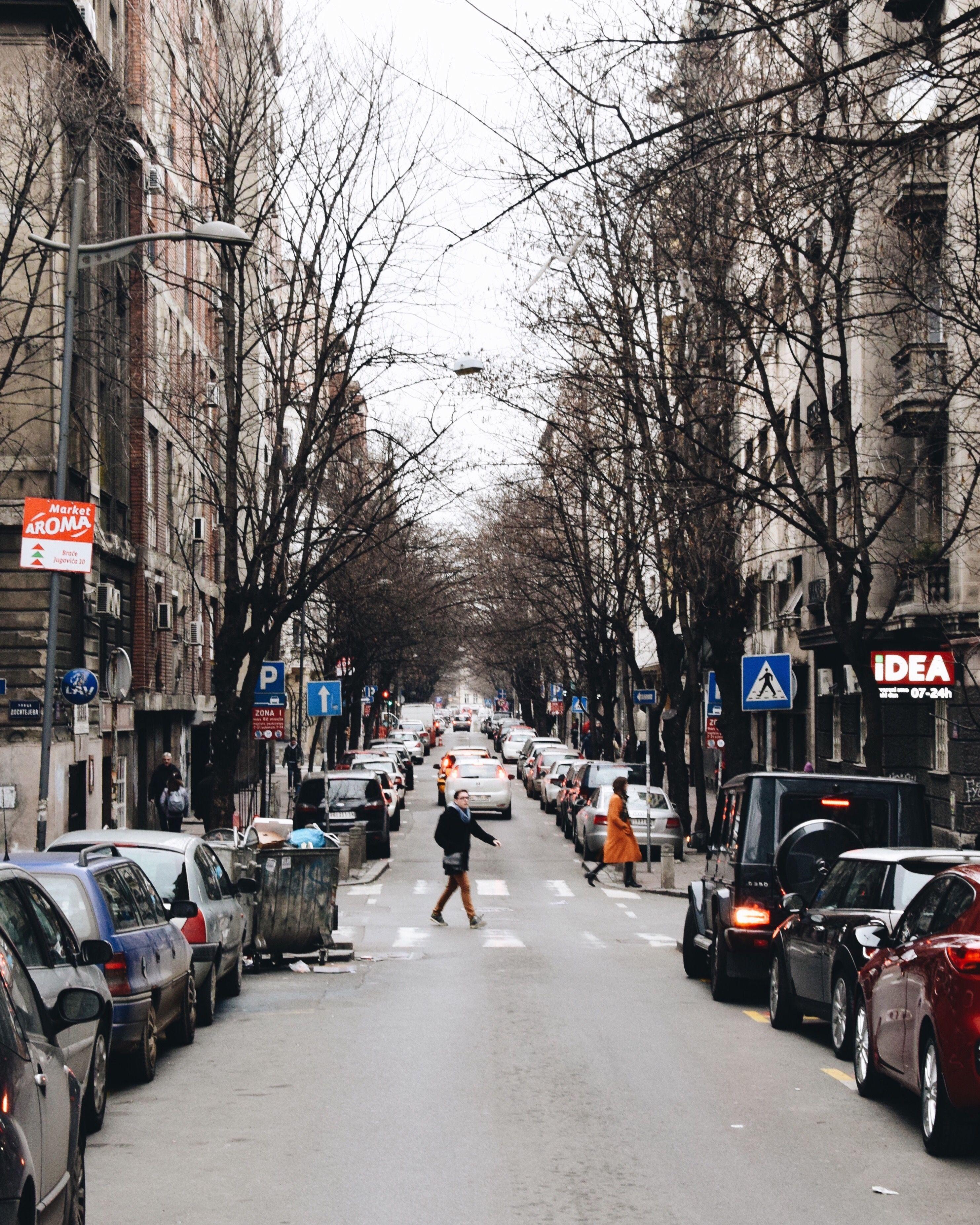 brace jugovica beograd mapa Streets of Dorcol, Belgrade, 2017. | BEOGRAD | Pinterest brace jugovica beograd mapa
