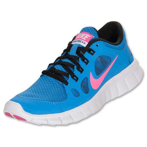 840fd5012239 Girls  Grade School Nike Free Run 5 Running Shoes