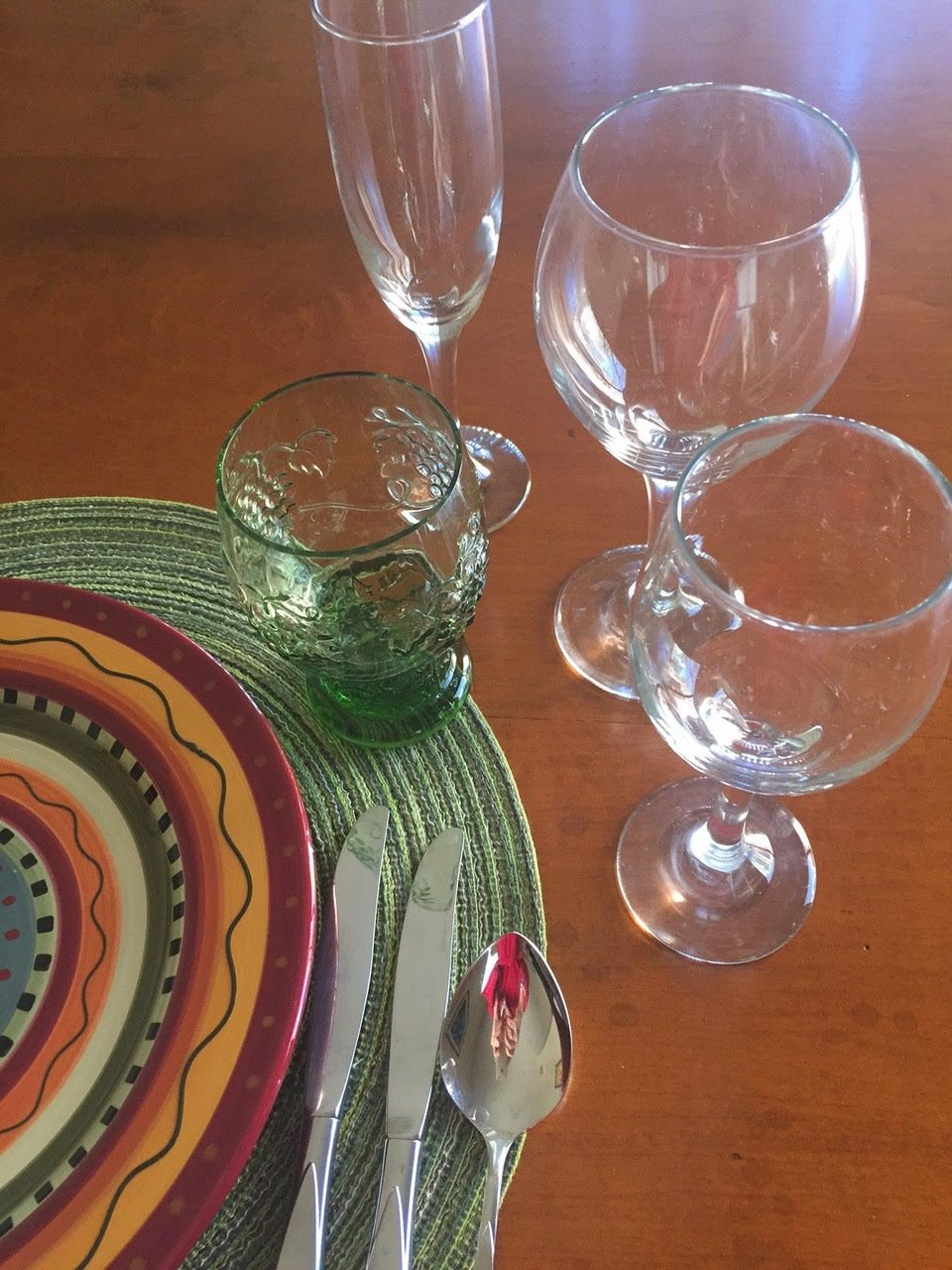 Tableware Placement & Setting Place Formal Placemat. Place ...