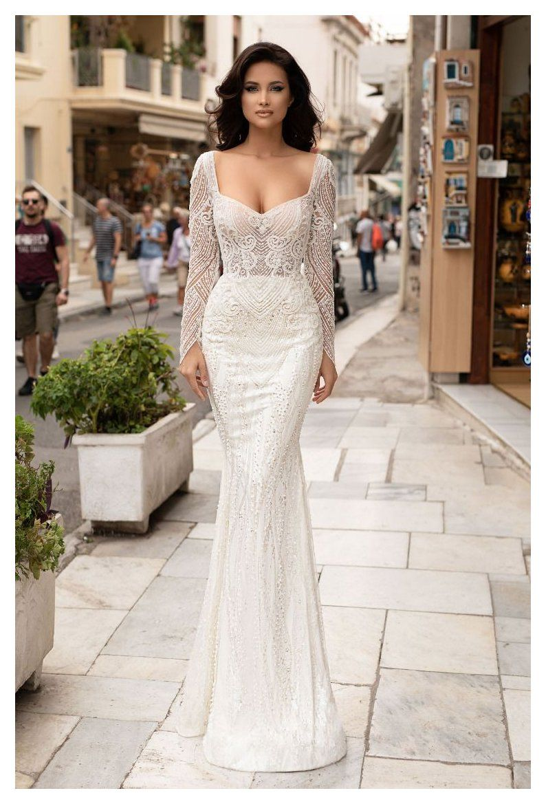 Rochie De Mireasa Aruba 2 In 1 Sweetheart Wedding Dress With Sleeves Rochia De Long Sleeve Wedding Guest Dresses Sweetheart Wedding Dress Wedding Dresses [ 1169 x 794 Pixel ]