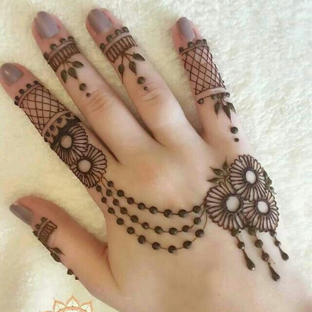 Read On To Know More About These 40 Exclusive Yet Simple Mehendi Designs  That You Can Draw At Home! Get Mehendi Design Ideas With Latest Images 2017  Updated