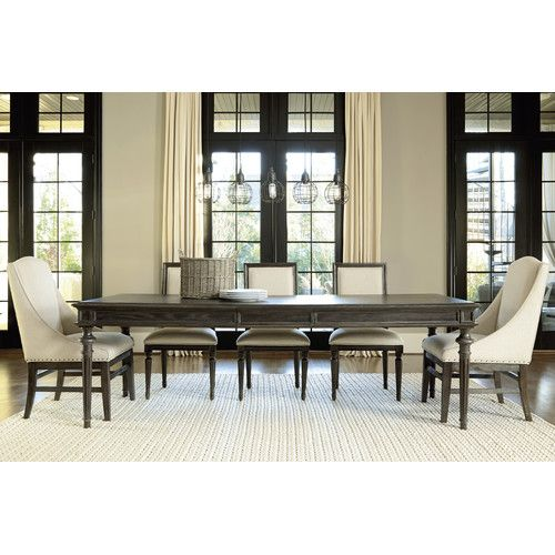 Shop For The Universal Curated Tribeca Leg Table At Stoney Creek Furniture