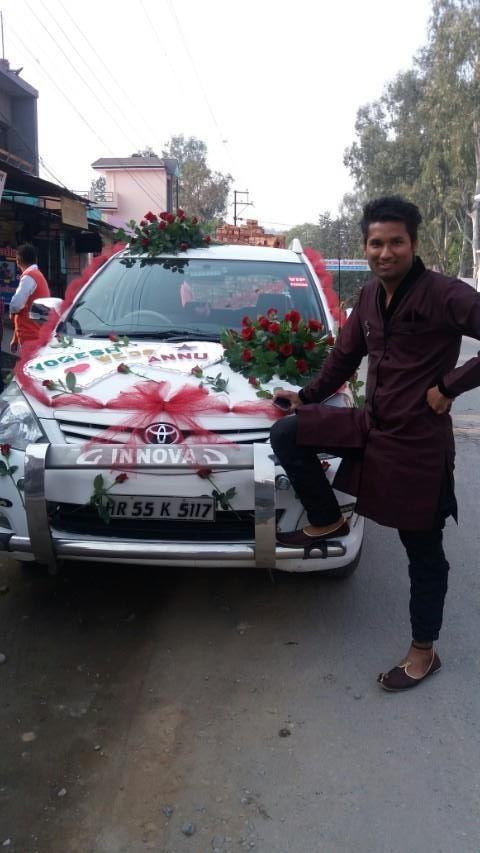 Henkilön Anuj Kashyap kuva.