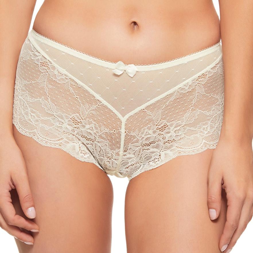 17b7d95a3dd Women's Perfects Australia Lyla Lace Boyshort Panty 14USH117 ...