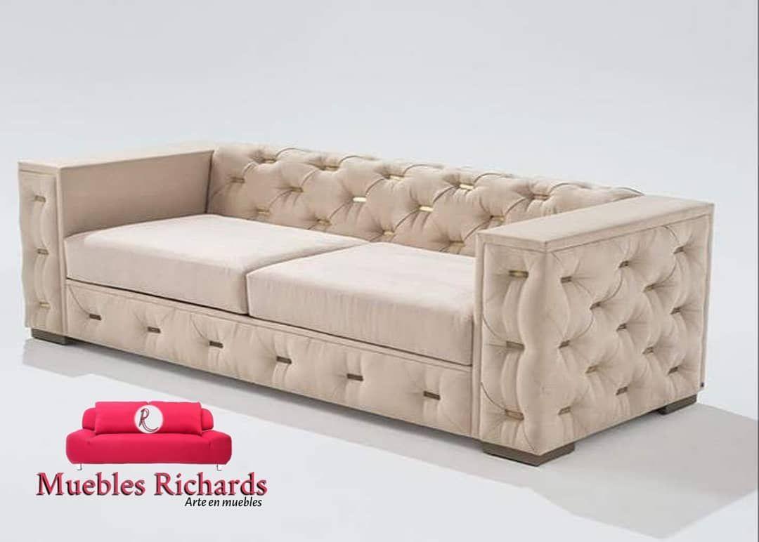 Sofa Moderno Y Elegante Puedes Tamb Cotizar En Juego De Sala Machala Ecuador Muebles Sofa Eloro Marketingdigital In 2020 Furniture Home Decor Chesterfield Chair