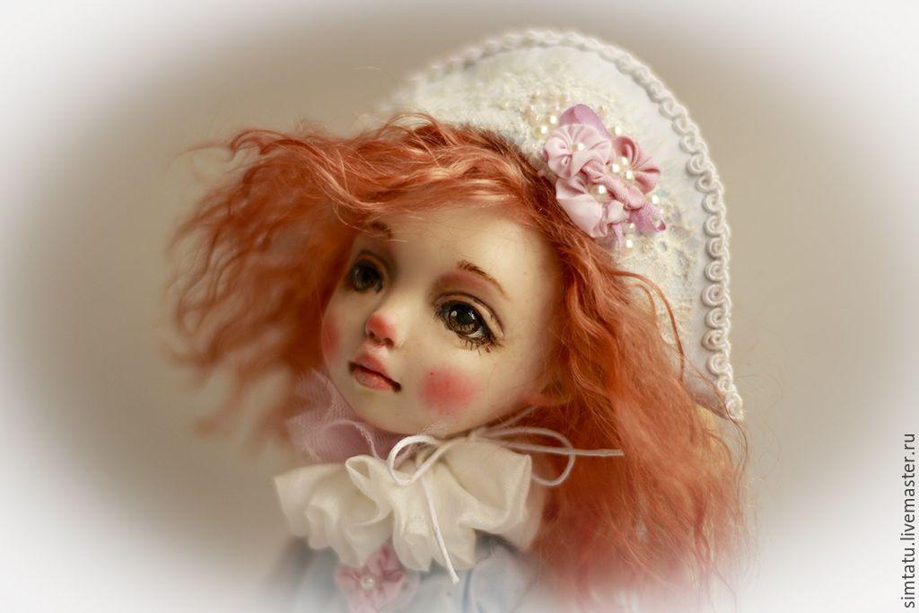 куклы из полимерной глины картинки могут быть