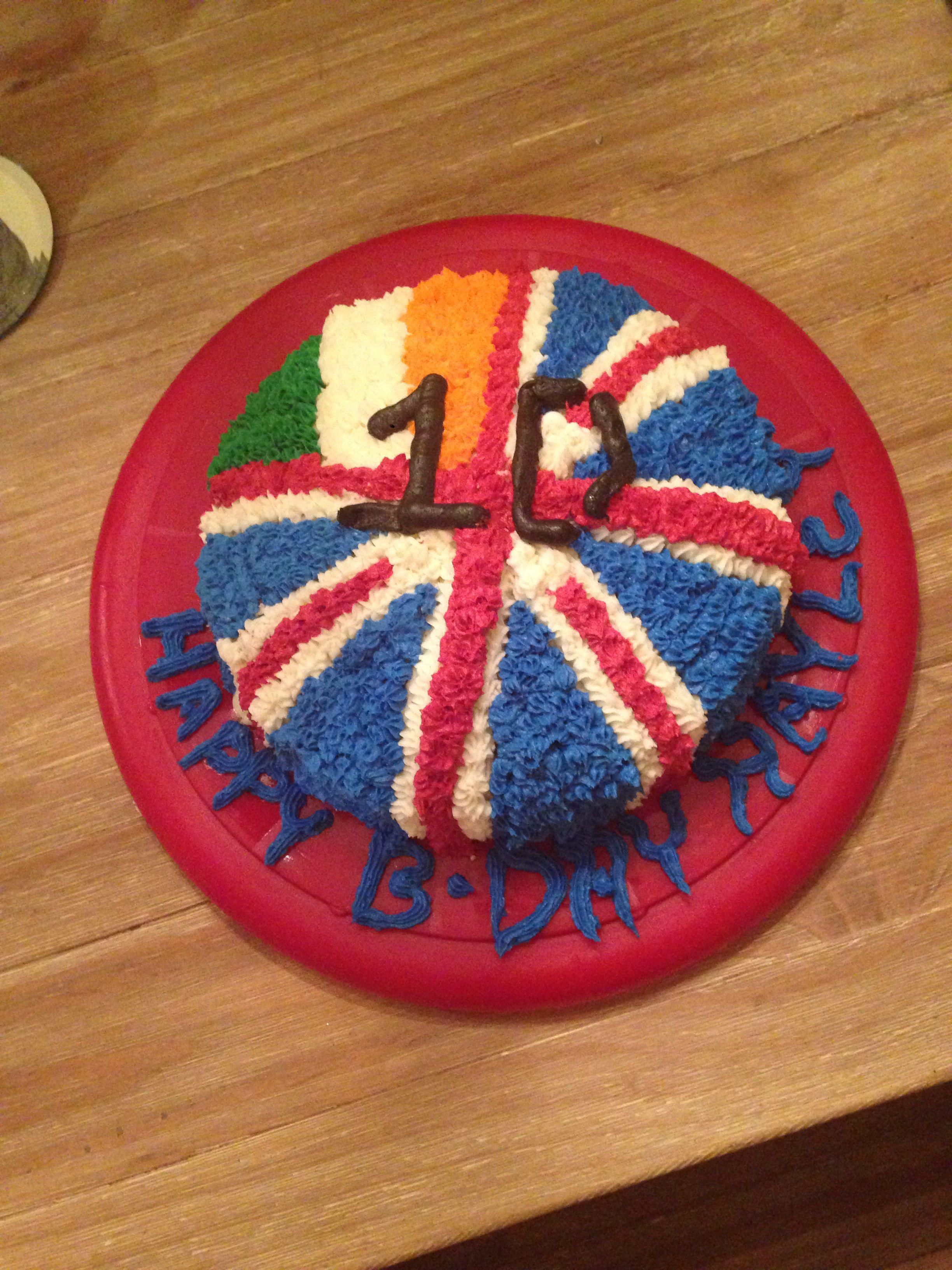 One Direction Cake Get Food Color From Hobby Lobby 1d Cake One Direction Cake Holiday Decor Food Coloring