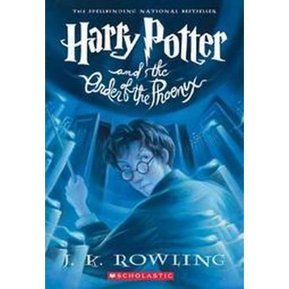 Harry Potter And The Order Of The Phoenix 5 Paperback By J K Rowling Rowling Harry Potter Phoenix Harry Potter Harry Potter 5
