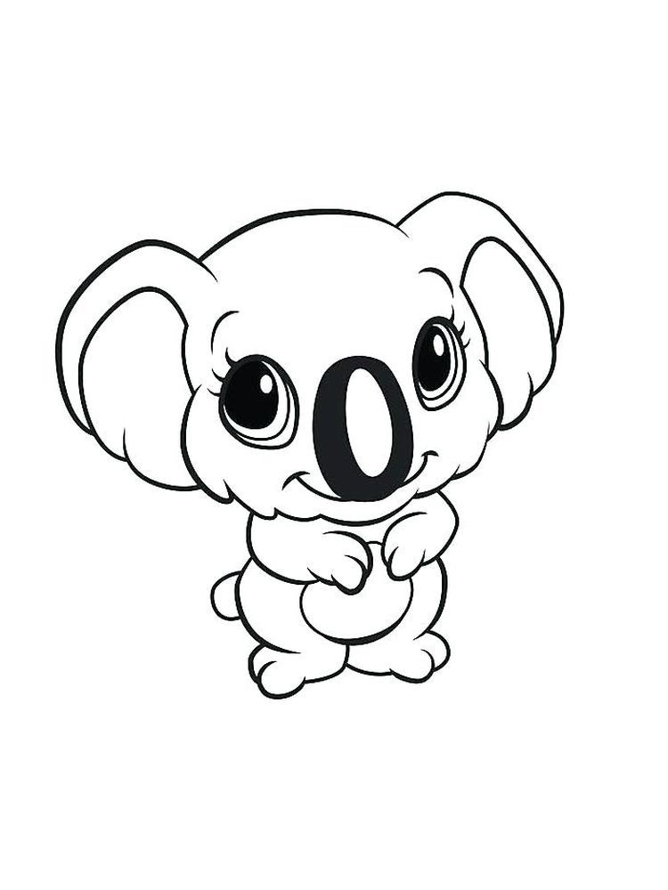 Cute Animal Coloring Pages Best Coloring Pages For Kids Elephant Coloring Page Farm Animal Coloring Pages Animal Coloring Books