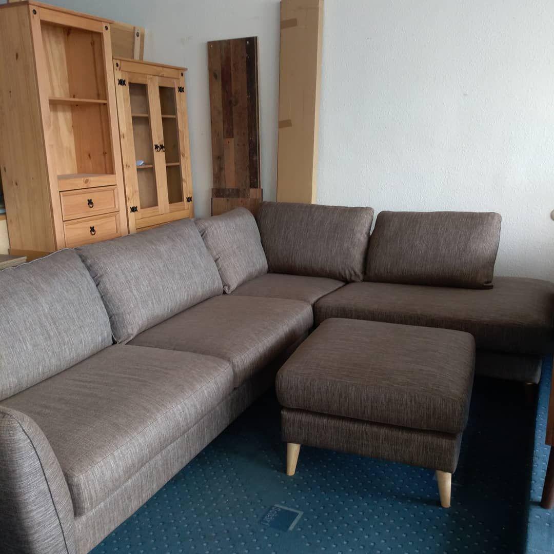 Ecksofa 278 202 65 Mit Hocker Preis 650 Aachen Aachenmöbel Möbel Möbelgünstig Sofa Couch Couchgarniture Wohnzimmermöbel Wohn Furniture Home Couch
