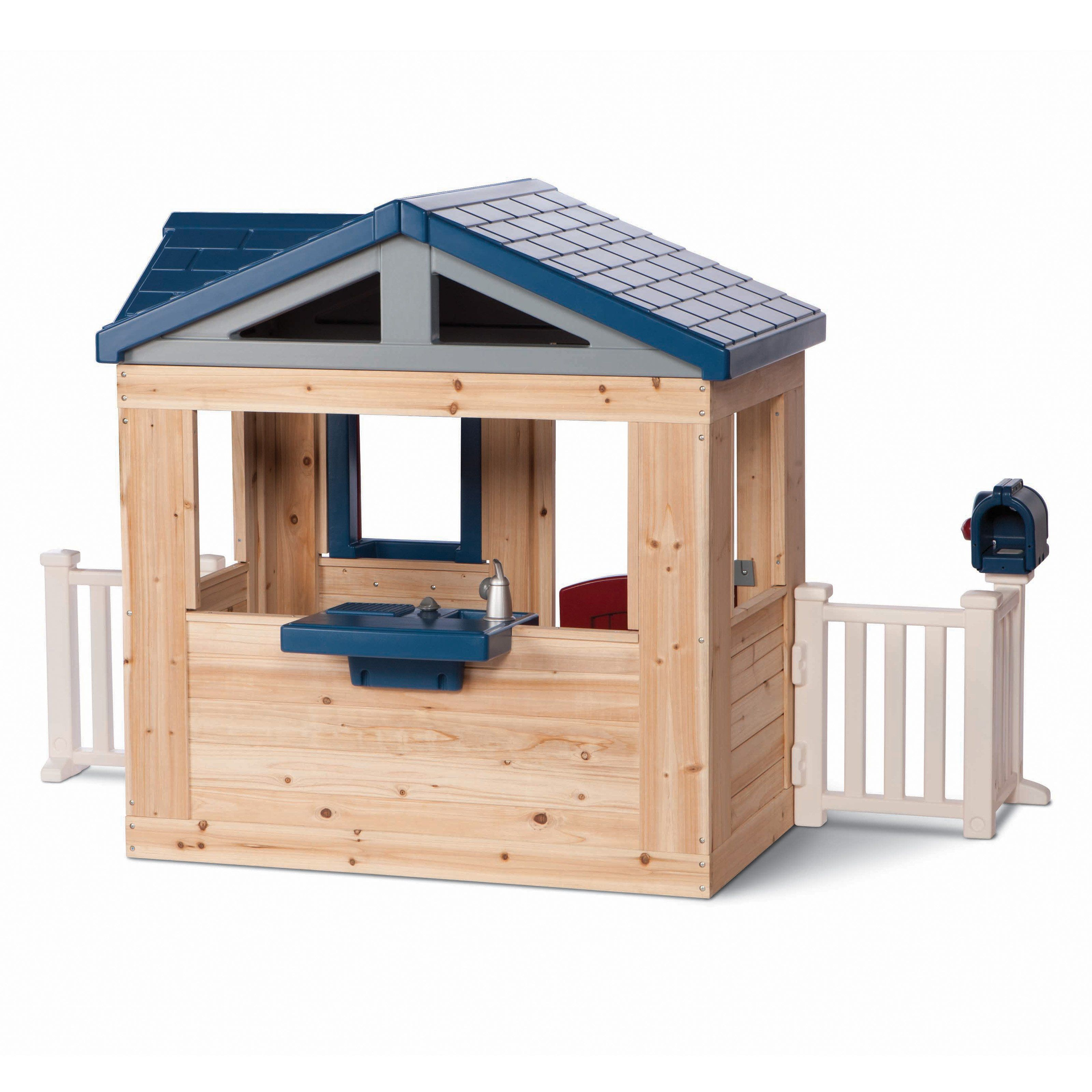 Have to have it. Little Tikes Woodside Cottage Playhouse