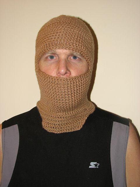 Ravelry  Crochet Military Helmet Liner pattern by Trebelations Crochet Works 4618b48e4d5
