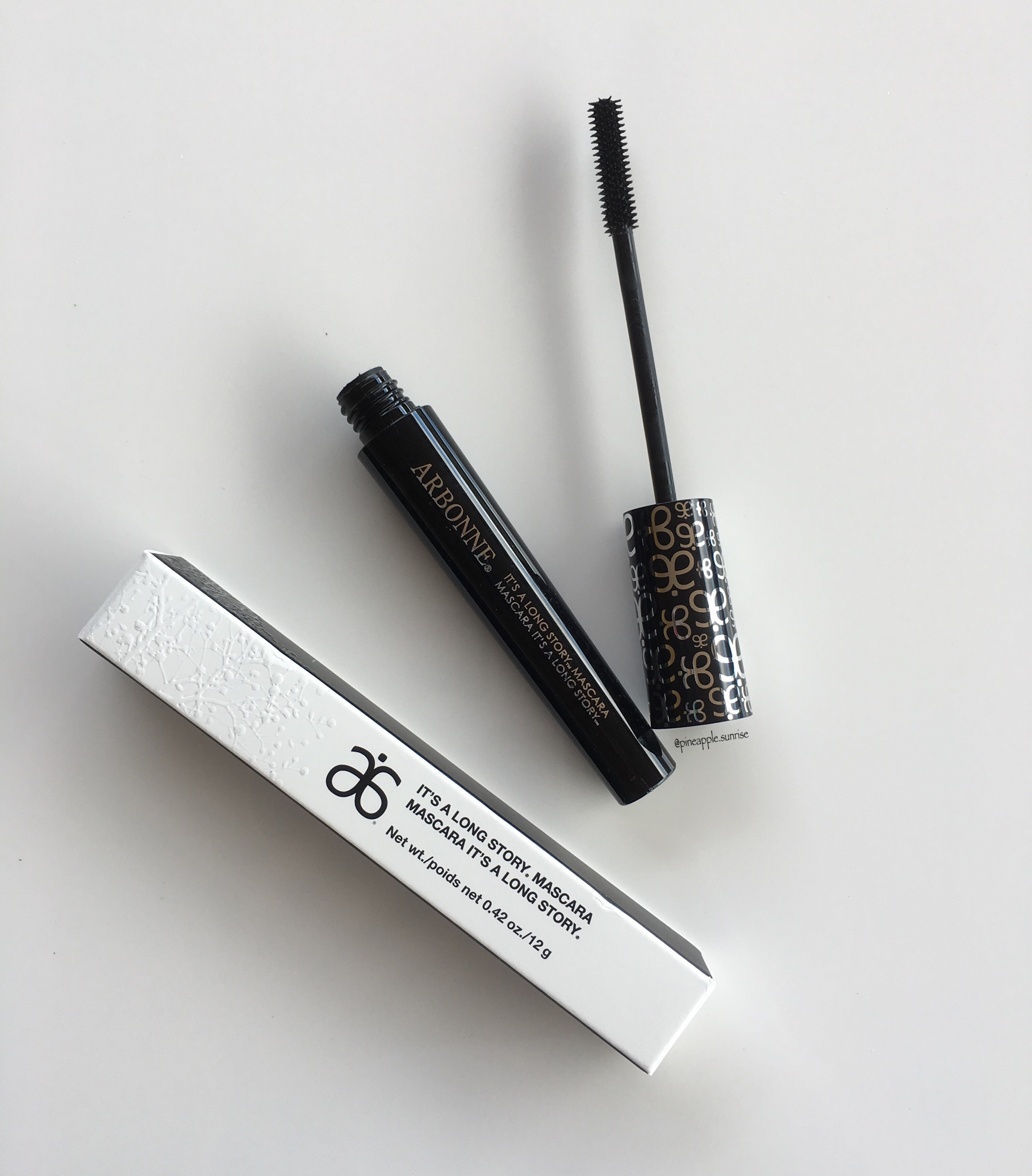 This Mascara Helps Me Grow My Eyelashes Without The Chemicals It