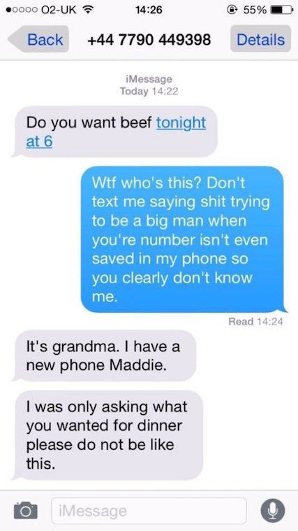 19 Of The Most Embarrassing Texts We Ve Ever Sent