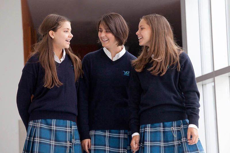 תוצאת תמונה עבור villa maria uniform | Athletic jacket ...