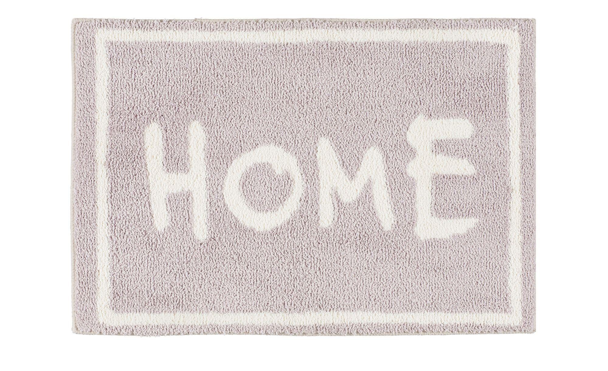 Kleine Wolke Badteppich Home Beige 100 Polyester Masse Cm