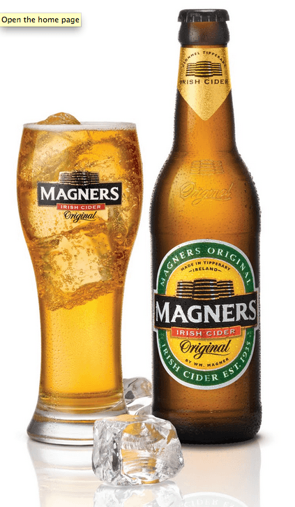 Refreshing Gluten Free Beers and Ciders that Taste Good Magner's Irish CiderAnd  And or AND may refer to: