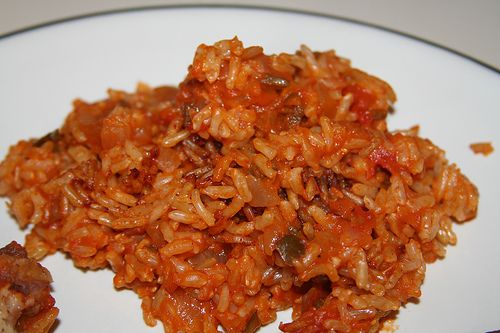 spanish   Rice Recipes for Dinner | cup of brown basmati rice (or 1 rice cooker cup)